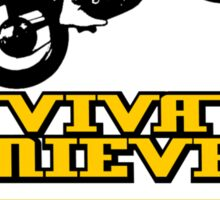 Viva Knievel Sticker