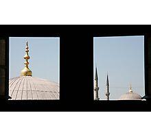 Windows Into Islam Photographic Print