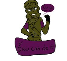 You can do it (HL2 OC Green) by themadsigma