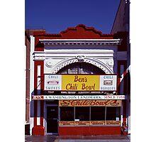 Ben's Chili Bowl, Washington, D.C. Photographic Print
