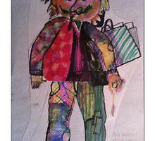 HIP ARTIST(C1993) by Paul Romanowski