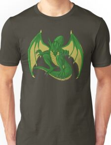 Green Dragon Unisex T-Shirt