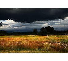 Storm Light Photographic Print