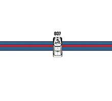 Martini Racing Lancia 037 by weesamo