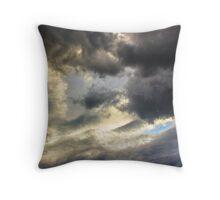Chmurky (Clouds) Throw Pillow