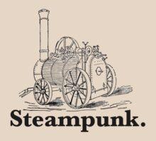 Steampunk. T-Shirt