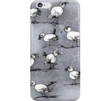 up in the tweetops iPhone Case/Skin