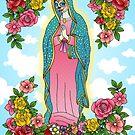 Maria de los Muertos by jadeboylan