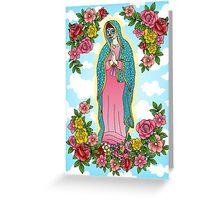 Maria de los Muertos Greeting Card