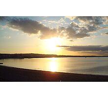 Skerries Sunset 1 Photographic Print