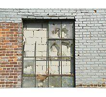 No Entry Photographic Print