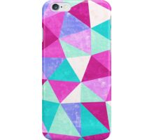 Movement 3 - Triangle Abstract iPhone Case/Skin