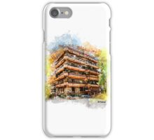 Athens architecture iPhone Case/Skin