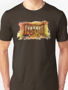 The Acropolis Of Athens T-Shirt