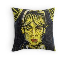 Sister Mary Eunace Throw Pillow