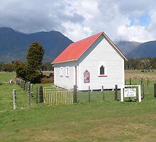 Weeny church by lucyarchbold47