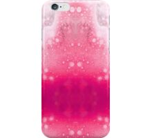 Bubbly Pink iPhone Case/Skin