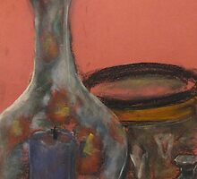 Vase and other things by Jayde Nossiter