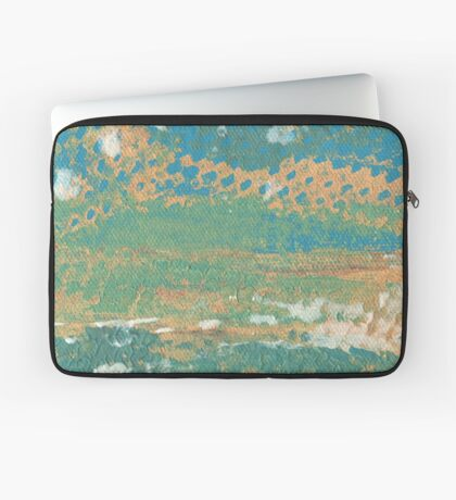 Playa Del Rey Laptop Sleeve