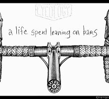 A Life Spent Leaning on Bars by CYCOLOGY