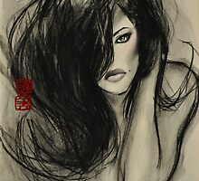 one dark whisper... by mimi yoon