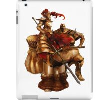 Ornstein & Smough iPad Case/Skin
