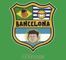 Bancelona (Badge) Kids Clothes