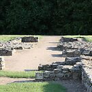 Roman Ruins by JohnBuchanan