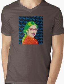 Di 1975 Mens V-Neck T-Shirt
