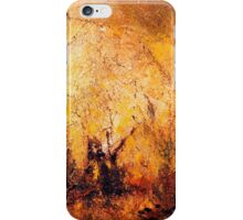 Bush Tucker 1.0 iPhone Case/Skin