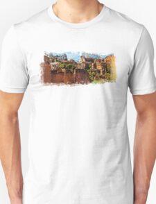 Rome architecture Unisex T-Shirt