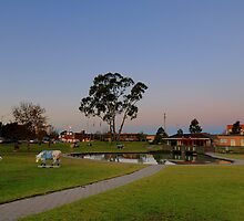 Shepparton park by Tristen Murray