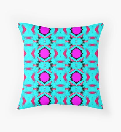 Pretty Paper 3 Throw Pillow