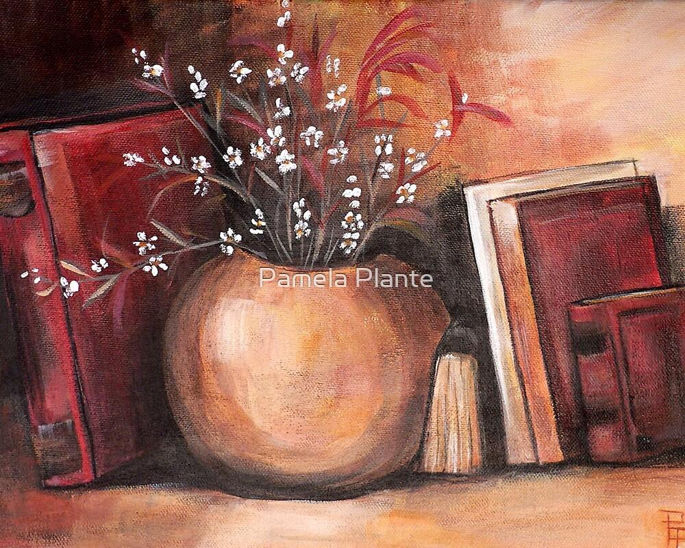 Bookshelf by Pamela Plante