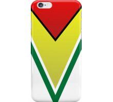 Caribbean - Guyana iPhone Case/Skin