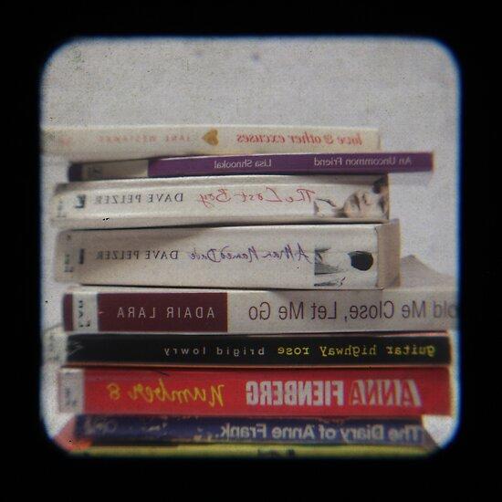 The Book List by Lorraine Creagh