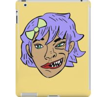 Smile: Devi (color) iPad Case/Skin