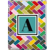 A Monogram iPad Case/Skin