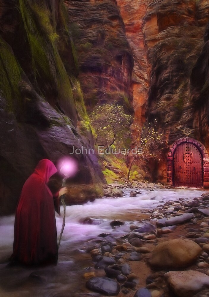 The Road Less Traveled by John Edwards