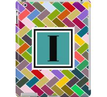 I Monogram iPad Case/Skin