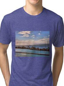 Lakefront Impressions Tri-blend T-Shirt