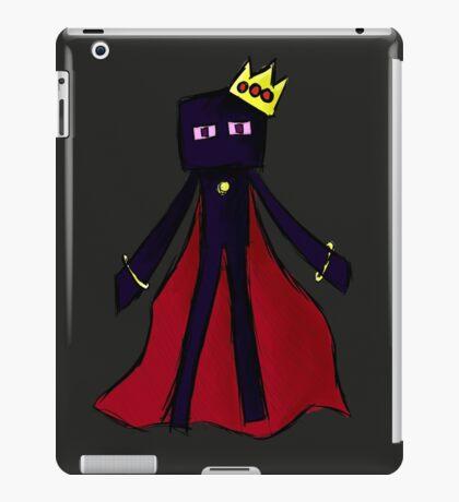 Minecraft Royal Enderman iPad Case/Skin