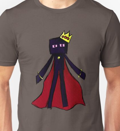 Minecraft Royal Enderman Unisex T-Shirt