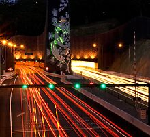 Eastlink - Melba Tunnel by Craig Fletcher