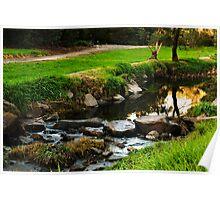 Dandenong Creek Poster