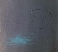 Next to my sink by Tine  Wiggens