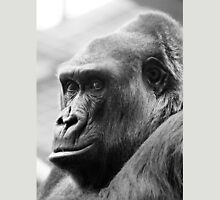 Zaire Western Lowland Gorilla Unisex T-Shirt