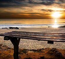 Carcavelos Beach by ccaetano