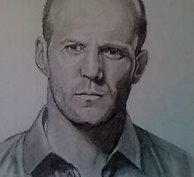Jason Statham by Stephen  Rogers