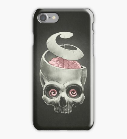 Open Your Mind! iPhone Case/Skin